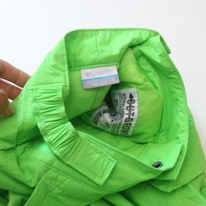 2197d6d30 Columbia Bottoms | Kids Snow Pants Lime Green S | Poshmark